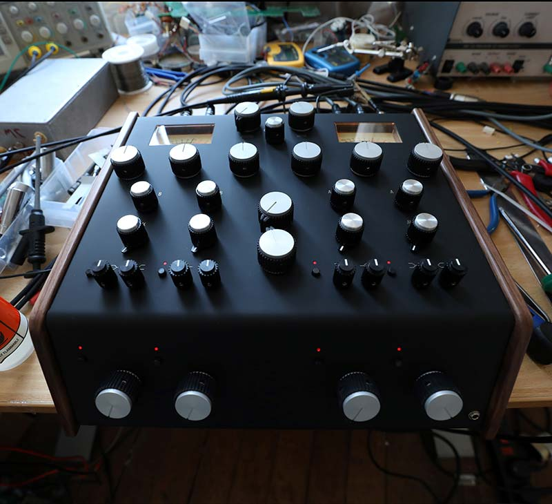 Isonoe ISO420 Mixer